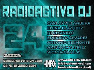 RADIOACTIVO DJ 24-2014