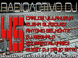 RADIOACTIVO DJ 45-2014