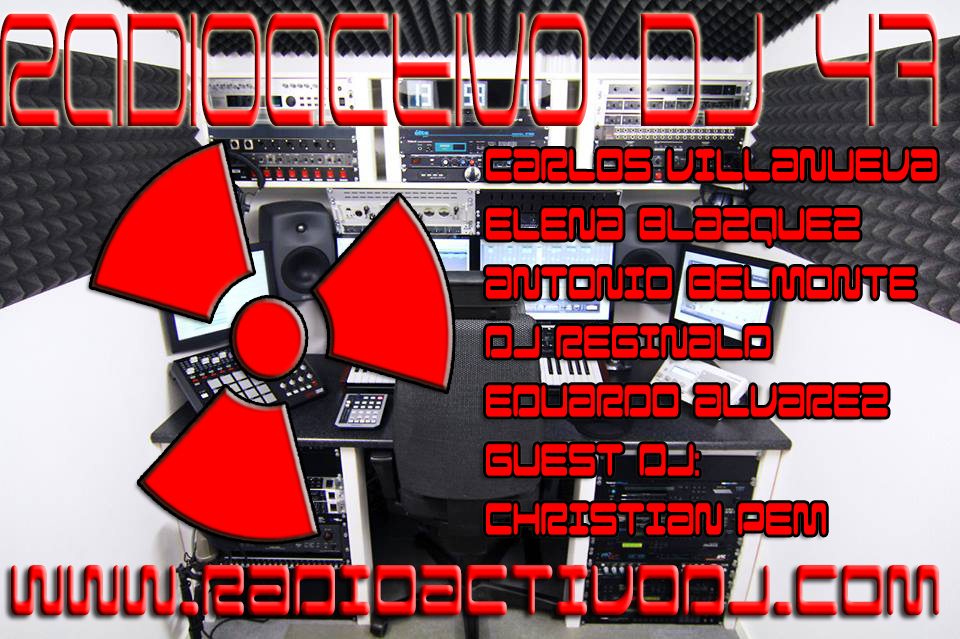 RADIOACTIVO DJ 47-2014
