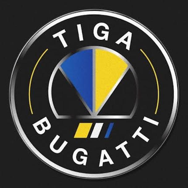 TIGA - BUGATTI